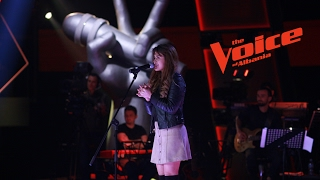 Elda Qalaj – Say something – Audicionet e fshehura – The Voice of Albania 6