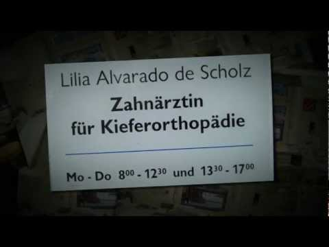 Download Ortodoncia en  Berlin. Lilia Alvarado de Scholz-Nuestras instalaciones-030/8343299 HD Video
