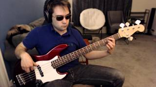 Visit (311) bass cover