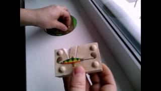 Как сделать форму для отливки балансира
