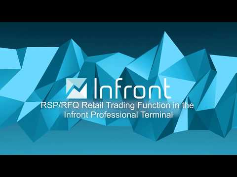 Video: The New RSP/RFQ Function in the Infront Professional Terminal