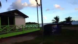 preview picture of video 'Calle Caribe in Guayanilla, Puerto Rico'