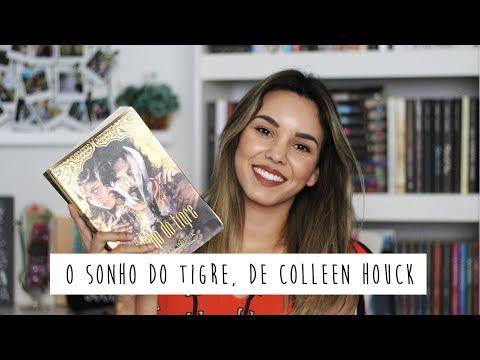 O Sonho do Tigre, de Colleen Houck I BOOKTÔMETRO
