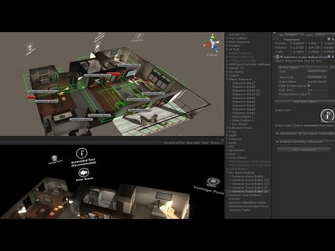 Immerse Framework: A Toolkit for VR Development with Unity — Oculus