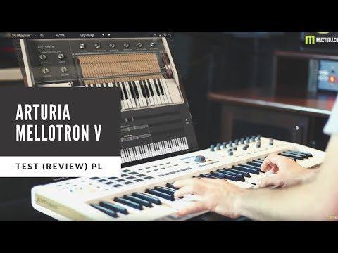 ARTURIA MELLOTRON V PL REVIEW (TEST)
