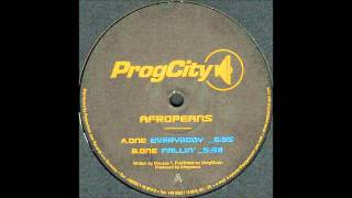 Afropeans - Everybody