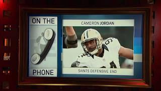 Saints DE Cameron Jordan Comments on New Orleans
