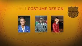The Barça Oscars: Best Costume Design