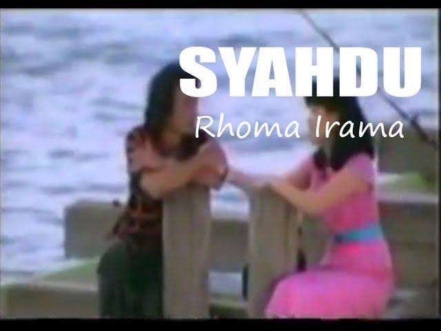 SYAHDU - Rhoma Irama & Rita Sugiarto