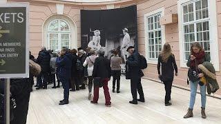 Галерея Альбертина, Венская опера (Вена)