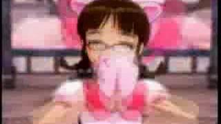 idolm@ster - ritsuko - mahou wo kakete