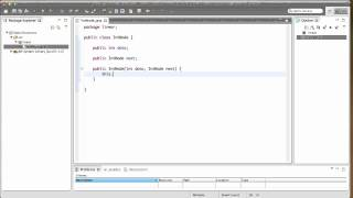 How to Build a Single-Node Linked List in Java