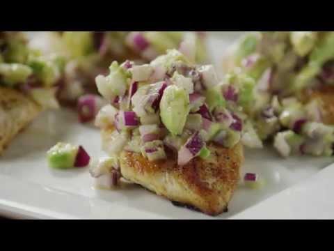 How to Make Spicy Avocado Chicken | Chicken Recipes | Allrecipes.com