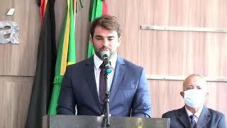LIVE: Posse dos Vereadores Eleitos e Eleição da Mesa Diretora Biênio 2021/2022 (Conceição-PB)