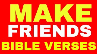 10 Bible Verses About Friendship | Get Encouraged
