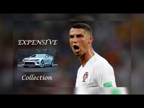 Cristiano Ronaldo Best Car Collection 2018