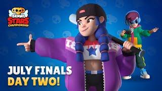 Brawl Stars Championship 2020 - July Finals - Day 2