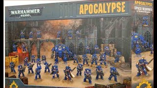 Which Apocalypse Box Sets Are Worth Purchasing for 40k? **Can they