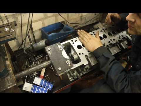 Фото к видео: WV TRANSPORTER T-5 2.5 AXD Капитальный ремонт не ремонтируемого двигателя