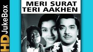 Meri Surat Teri Aakhen (1963)   Full Video Songs Jukebox   Ashok Kumar, Asha Parekha, Pradeep Kumar