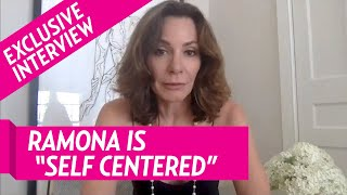 "Luann de Lesseps Calls Ramona Singer Out For Being ""Self Centered"""