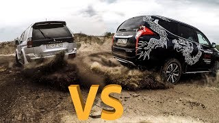 Mitsubishi Pajero Sport!!! ГОРКА и ДРИФТ! Старый или новый?