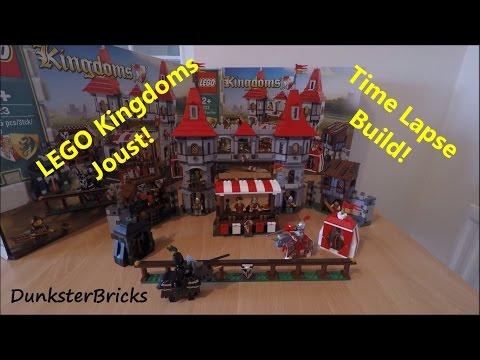 Vidéo LEGO Kingdoms 10223 : La joute royale