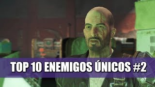 FALLOUT 4 | TOP 10 ENEMIGOS ÚNICOS #2