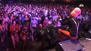 "PERFECT GIDDIMANI & DUB AKOM BAND ""Nuh Badda Mi""- Live @   OSTRÓDA REGGAE FESTIVAL 2011 cz.2"