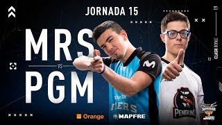 Movistar Riders VS PENGUINS | Jornada 15 | Temporada 2018-2019