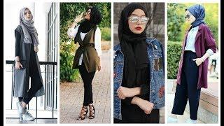 Hijab Fashion 2020 -Comment Avoir Un Hijab Street Style Tendance