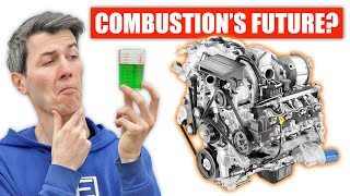 If Combustion Engines Have A Future, What Is It?