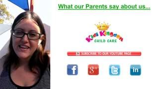 <h5>What Our Parents Say About Us - Danika Dwyer Testimonial</h5>