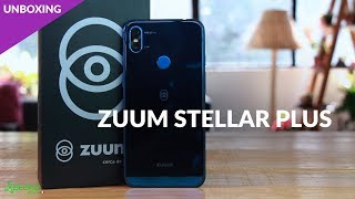 Zuum Stellar Plus, UNBOXING: smartphone mexicano para la gama de entrada con notch y doble cámara