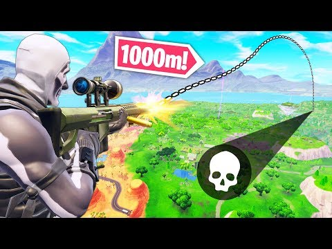 1000M CRAZY SNIPE KILL! - Fortnite Funny and Best Moments Ep.288 (Fortnite Battle Royale)