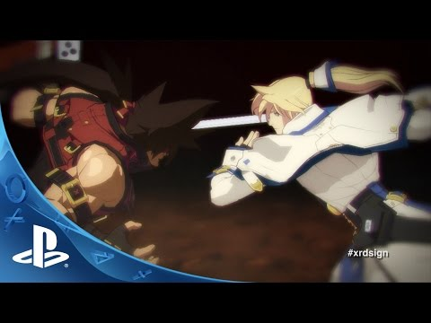 Видео № 2 из игры Guilty Gear Xrd SIGN (Б/У) [PS4]