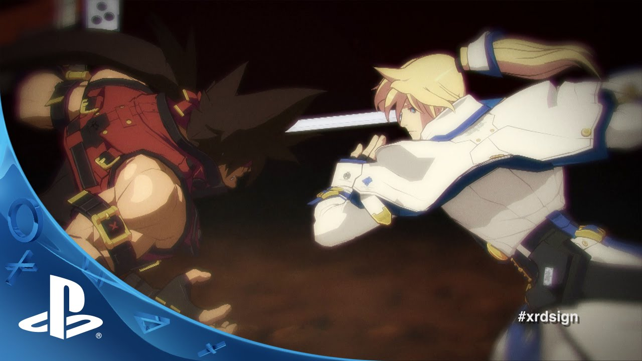 Guilty Gear Xrd -SIGN- Out Today on PS4, PS3