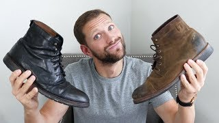 Black Boots Or Brown Boots | Which Ones Are Better?!