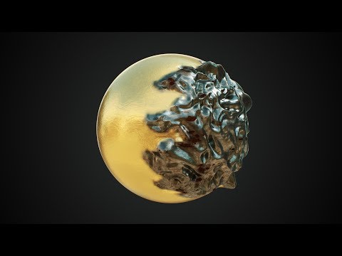 C4D Decay Effect