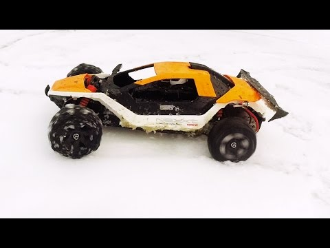 Kyosho Nexxt Adventure 3: Snow & Ice - RC Car