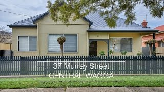 37 Murray Street, Central Wagga - SOLD