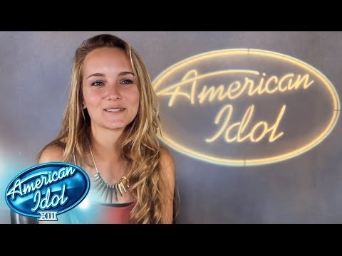 Road to Hollywood: Caylie Gregorio - AMERICAN IDOL SEASON XIII
