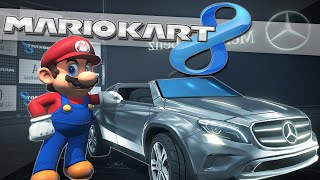 MERCEDES DLC vs THE WORLD | Mario Kart 8 w/ DanTDM & Ali-A