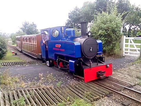Alan Keef 2-6-2T 'Lydia' at the Evesham Vale Light Railway 2…