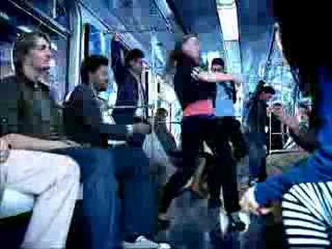 Commercial for Wrigley's Extra (2008) (Television Commercial)