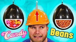 DON'T Pick The Wrong Mystery Balloon Challenge!!