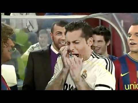 Real Madrid vs. FC Barcelona - COMEDY