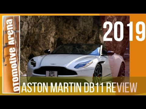 New Cars 2019 Aston Martin DB11 Review - OTTOmotive Arena