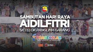 Sambutan Hari Raya SK Telok Panglima Garang