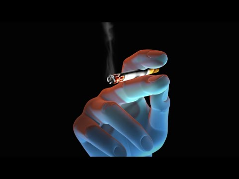 Video Smoking Causes Cancer, Heart Disease, Emphysema